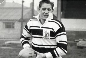 Scanned Pic: Johnny Whiteley, 1960. 16/02/07 50700G3